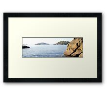 Bedarra Island, Framed Print
