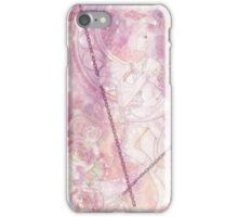 The Intention of the Abyss iPhone Case/Skin