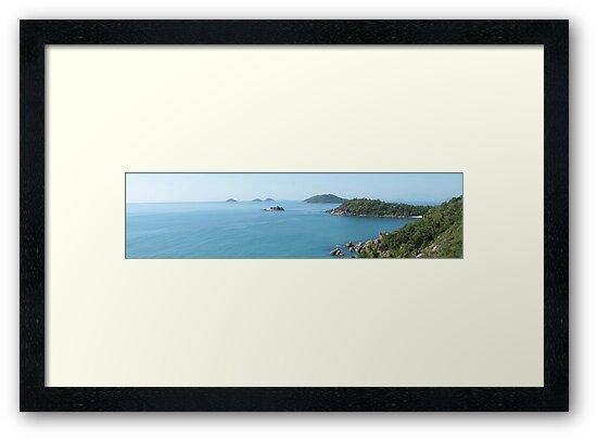 Bedarra Island  by Scott Schrapel