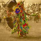 National Championship Pow Wow - Grand Prairie, Tx. by Dyle Warren