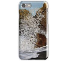 Northern California Surf Connecting iPhone Case/Skin