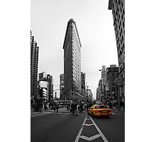 Flatiron Building - NYC Photographic Print