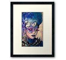 Body Art 4 Framed Print