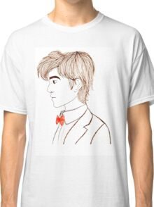 Matt Smith The Doctor Classic T-Shirt