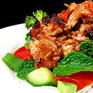 Spicy Vietnamese Chicken Salad by LifeisDelicious