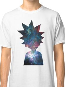 Rick and Morty Galaxy Design Classic T-Shirt