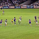 Aussie Rules Football by eegibson