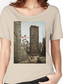 URBAN SK8. Women's Relaxed Fit T-Shirt