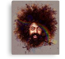 Reggie Watts Canvas Print