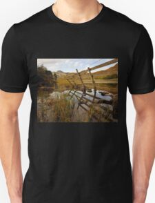 Reeds in Blea Tarn. T-Shirt