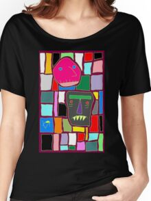 """""""The Grout Boys"""" by Richard F. Yates Women's Relaxed Fit T-Shirt"""