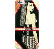 Out of the Darkness..she comes iPhone Case/Skin
