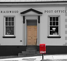 post office by outlook