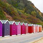 Beach Huts by kels72