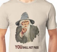 Uncle Gandalf Unisex T-Shirt