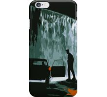 You Have Been Down There Before.. iPhone Case/Skin
