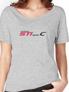 subaru impreza sti spec c Women's Relaxed Fit T-Shirt