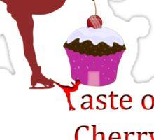Cherry Flavor  Sticker