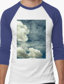 Sky Men's Baseball ¾ T-Shirt