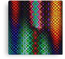 Chemical Reaction IV Canvas Print