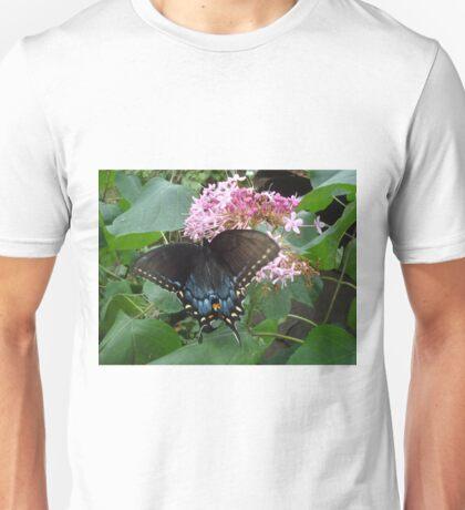 Black Eastern Swallowtail - Summer's End T-Shirt
