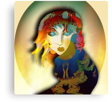The Doll House Resident 1 Canvas Print