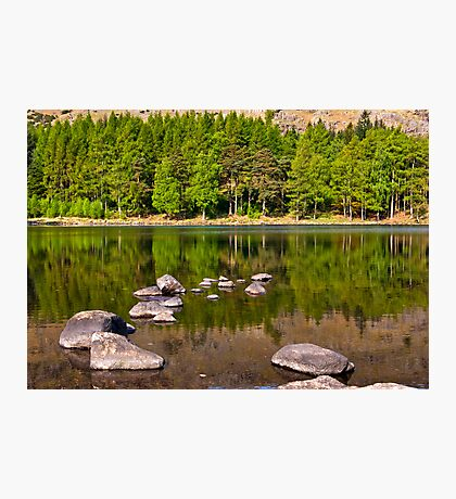 Still Waters - Blea Tarn Photographic Print