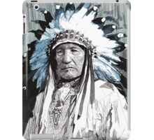 Native American Chief iPad Case/Skin