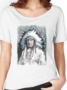 Native American Chief Women's Relaxed Fit T-Shirt