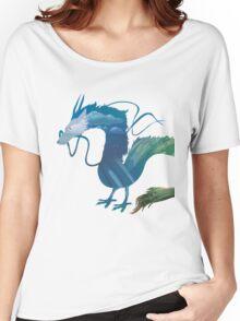 Haku Spirited Away Women's Relaxed Fit T-Shirt