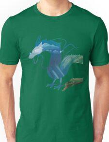 Haku Spirited Away Unisex T-Shirt
