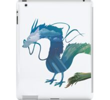 Haku Spirited Away iPad Case/Skin
