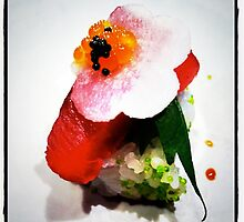 Pretty Sashimi by worldofwes