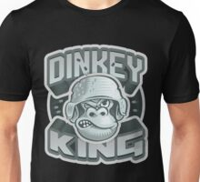 Dinkey King v2 (Official) Unisex T-Shirt