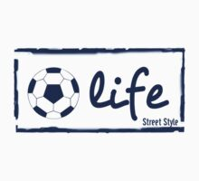 Soccer Life Street Style One Piece - Short Sleeve