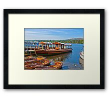 Princess of the Lake Framed Print