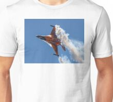 Dutch F-16 Solo Demonstration Unisex T-Shirt