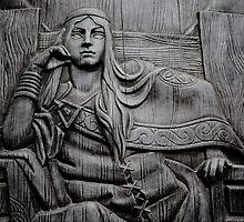 Queen Meabh (Maeve) by John Darren Sutton