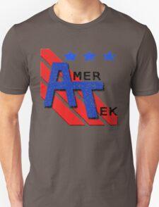 AmerTek Distressed Logo Shirt T-Shirt