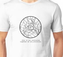 re_evolution Unisex T-Shirt