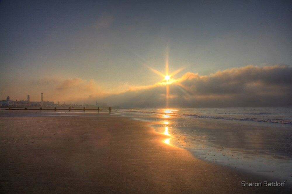 Sparkling Sunrise by Sharon Batdorf