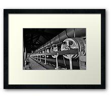 Brewery Centre Framed Print