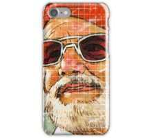 Steve Zissou iPhone Case/Skin