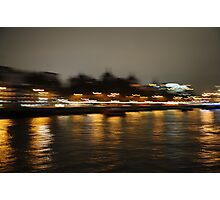 Reflection - London Thames Photographic Print