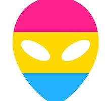Pansexual Alien by Myartishaunted