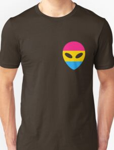 Pansexual Alien Unisex T-Shirt