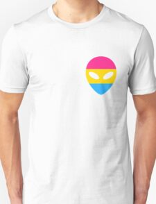 Pansexual Alien Unisex T-Shirt