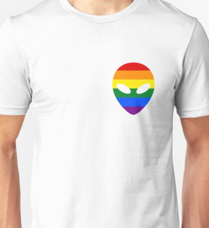 Gay Alien Unisex T-Shirt