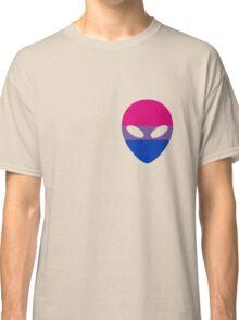 Bisexual Alien Classic T-Shirt
