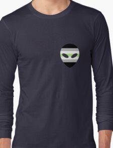 Agender Alien Long Sleeve T-Shirt